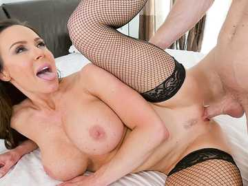Kendra Lust Takes Control of The Thief